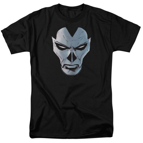 Image for Shadowman T-Shirt - Comic Face