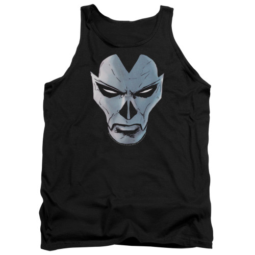 Image for Shadowman Tank Top - Comic Face
