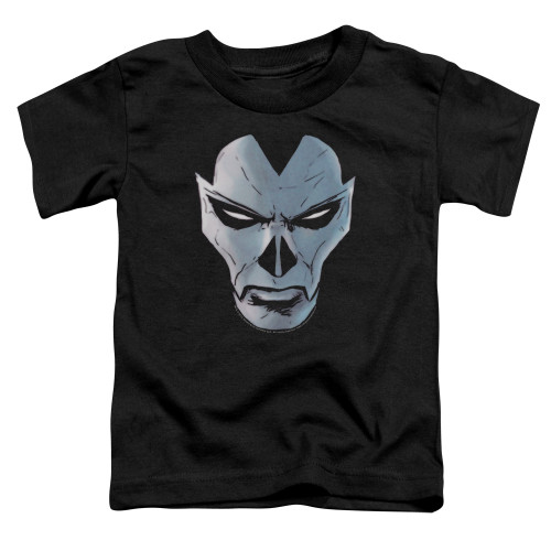 Image for Shadowman Toddler T-Shirt - Comic Face