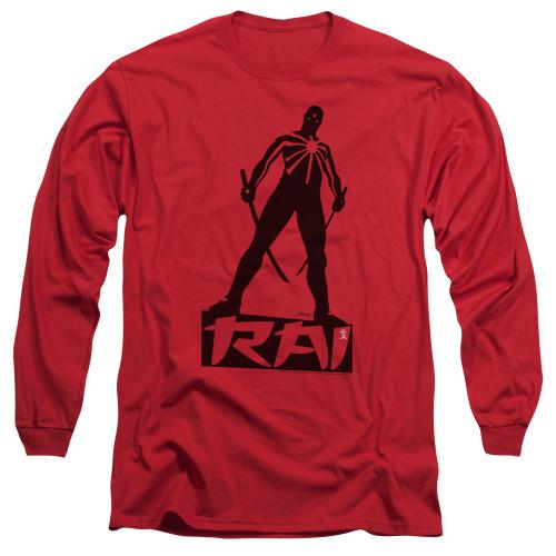 Image for Rai Long Sleeve Shirt - Silhouette