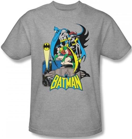 Image for Batman T-Shirt - Heroic Trio