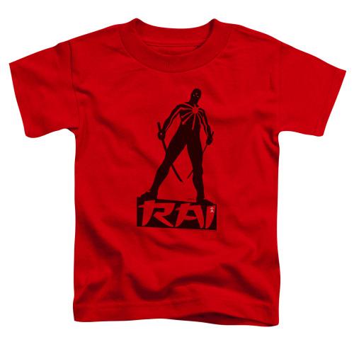 Image for Rai Toddler T-Shirt - Silhouette