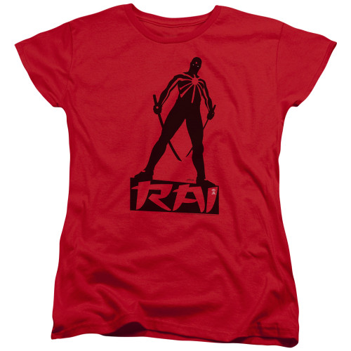 Image for Rai Womans T-Shirt - Silhouette