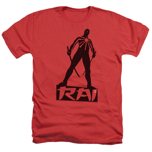 Image for Rai Heather T-Shirt - Silhouette