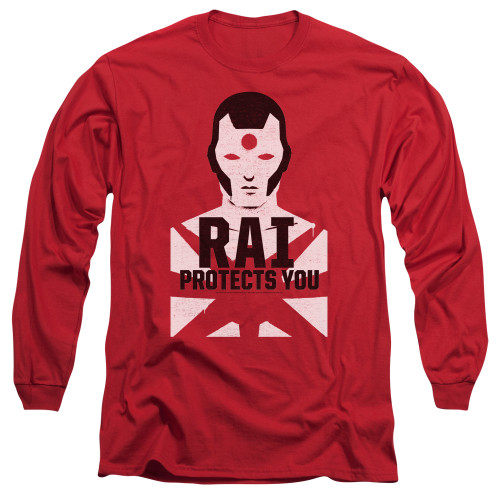 Image for Rai Long Sleeve Shirt - Protector