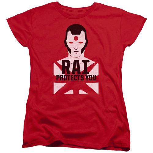 Image for Rai Womans T-Shirt - Protector