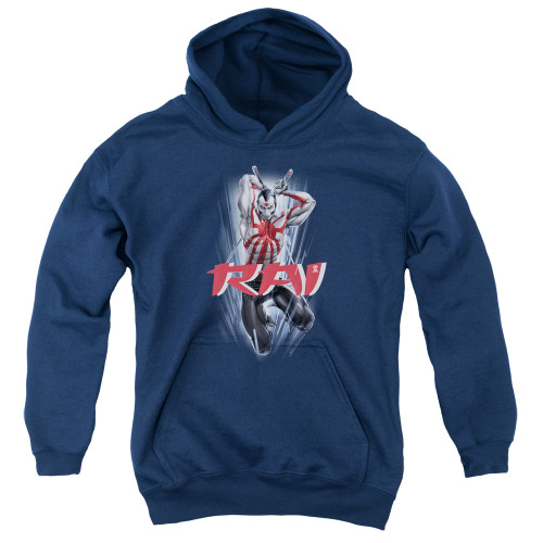 Image for Rai Youth Hoodie - Leap and Slice