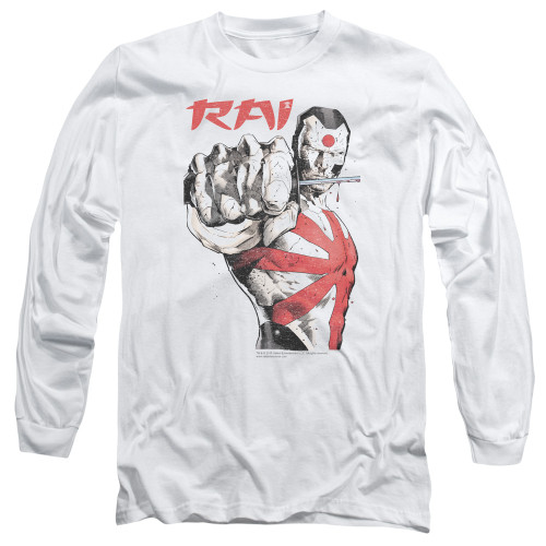 Image for Rai Long Sleeve Shirt - Sword Drawn