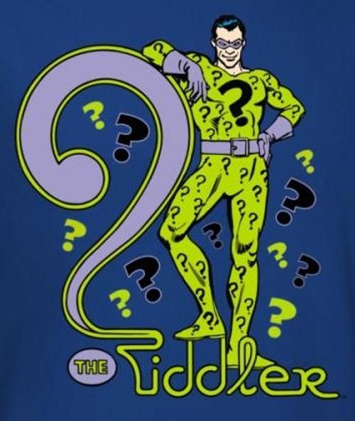 Image for The Riddler T-Shirt