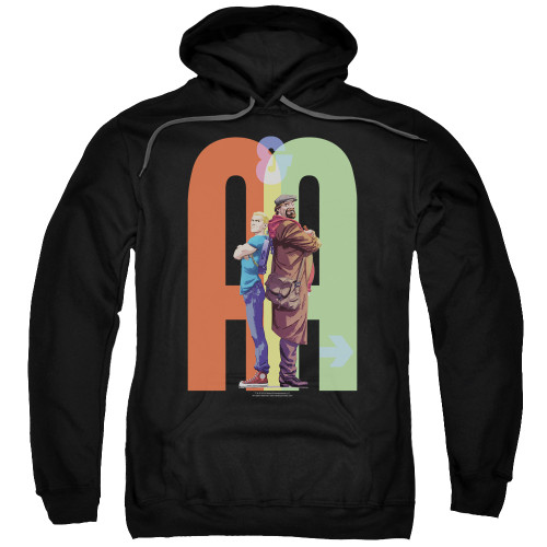 Image for Archer & Armstrong Hoodie - Back to Back