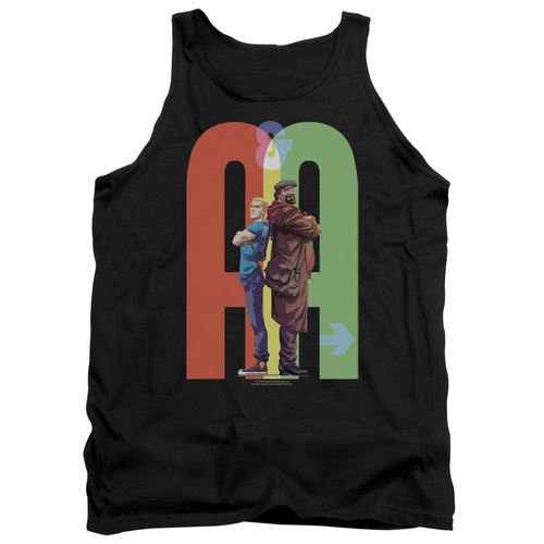 Image for Archer & Armstrong Tank Top - Back to Back