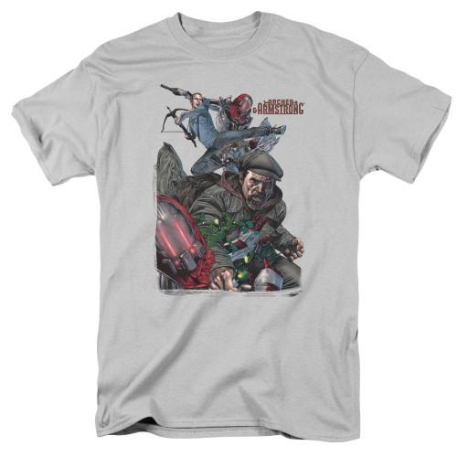 Image for Archer & Armstrong T-Shirt - Bottle Smash
