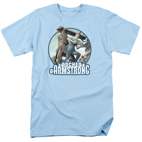 Image for Archer & Armstrong T-Shirt - Trunk and Crossbow