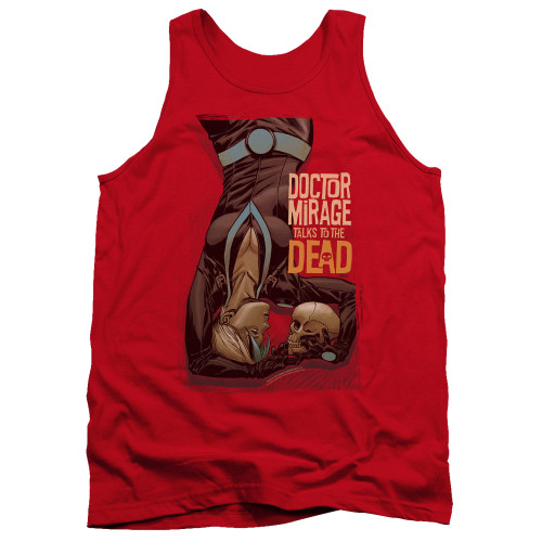 Image for Doctor Mirage Tank Top - Talks to the Dead