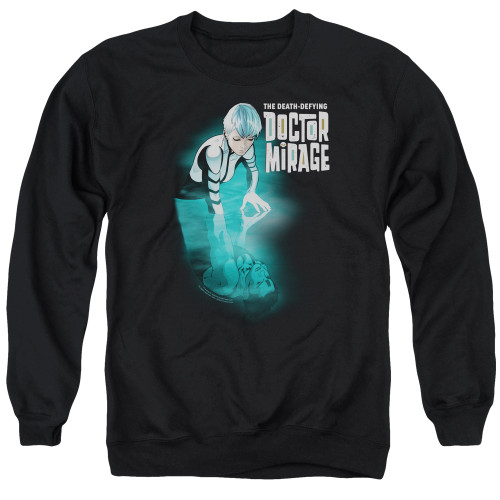 Image for Doctor Mirage Crewneck - Crossing Over