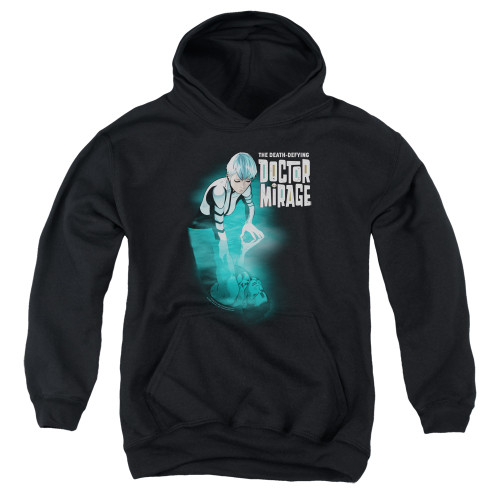Image for Doctor Mirage Youth Hoodie - Crossing Over