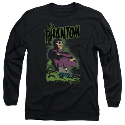 Image for The Phantom Long Sleeve Shirt - Jungle Protector