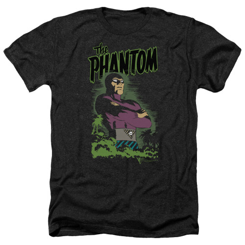 Image for The Phantom Heather T-Shirt - Jungle Protector