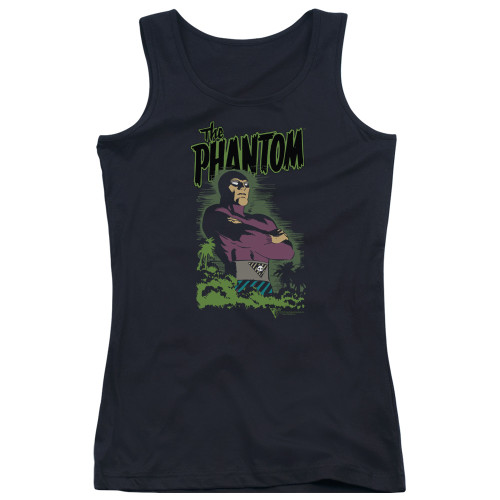 Image for The Phantom Girls Tank Top - Jungle Protector