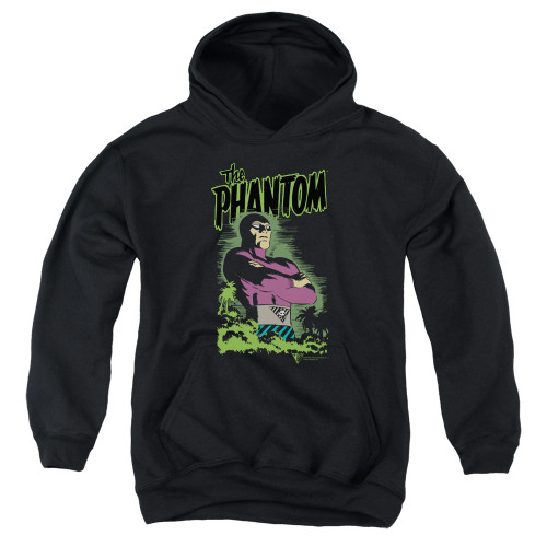 Image for The Phantom Youth Hoodie - Jungle Protector