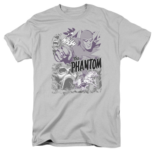 Image for The Phantom T-Shirt - Ghostly Collage