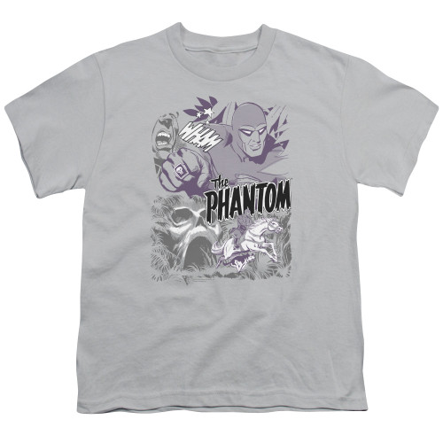 Image for The Phantom Youth T-Shirt - Ghostly Collage