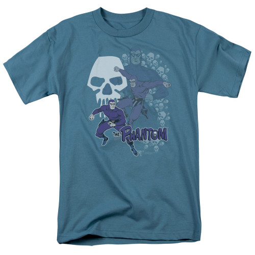Image for The Phantom T-Shirt - Skulls