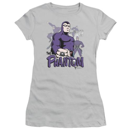 Image for The Phantom Girls T-Shirt - Kiss The Ring