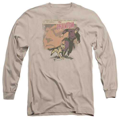 Image for The Phantom Long Sleeve Shirt - Nemesis