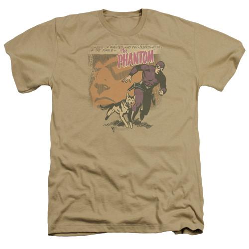 Image for The Phantom Heather T-Shirt - Nemesis