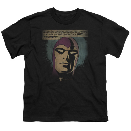 Image for The Phantom Youth T-Shirt - Evildoers Beware