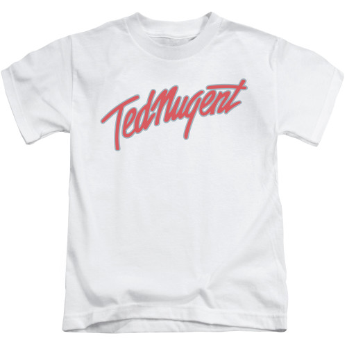 Image for Ted Nugent Kids T-Shirt - Clean Logo