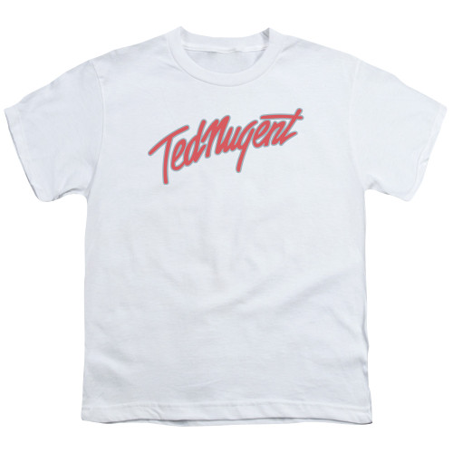 Image for Ted Nugent Youth T-Shirt - Clean Logo