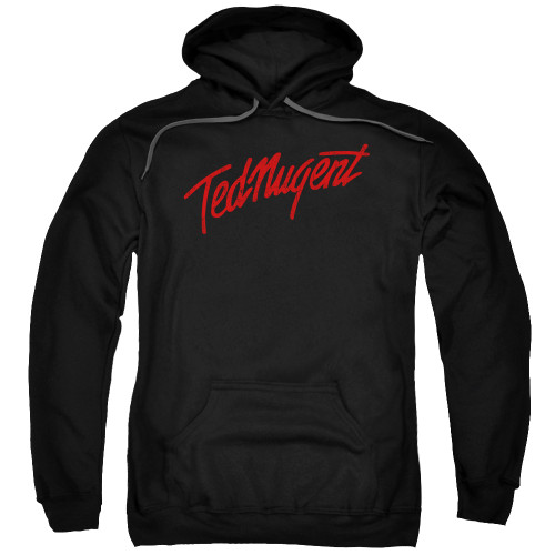 Image for Ted Nugent Hoodie - Distress Logo
