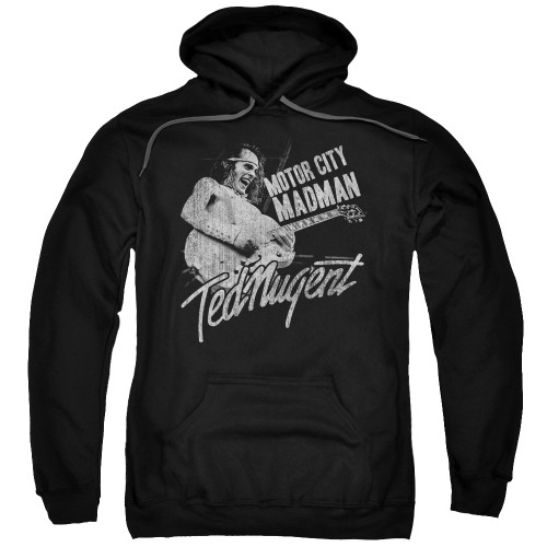 Image for Ted Nugent Hoodie - Madman