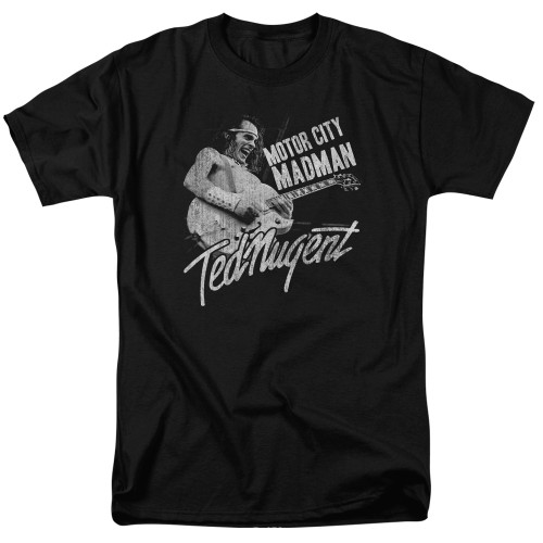 Image for Ted Nugent T-Shirt - Madman