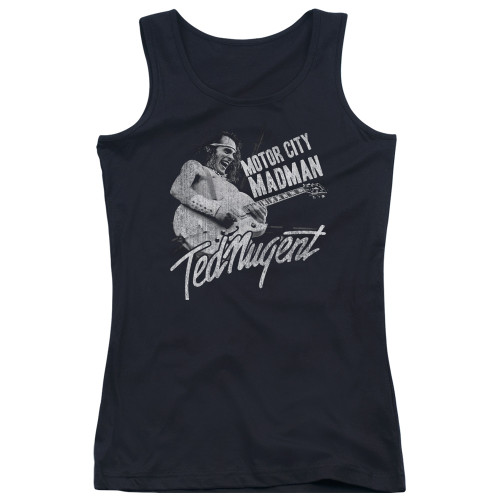 Image for Ted Nugent Girls Tank Top - Madman