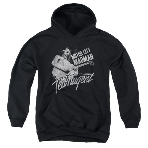Image for Ted Nugent Youth Hoodie - Madman