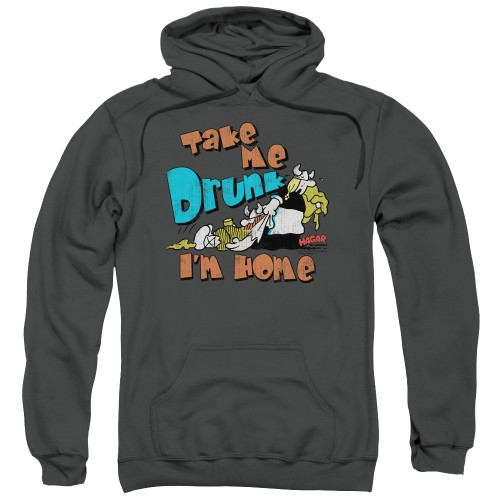 Image for Hagar The Horrible Hoodie - Take Me Home
