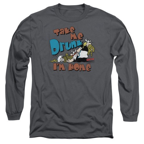 Image for Hagar The Horrible Long Sleeve Shirt - Take Me Home