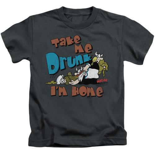 Image for Hagar The Horrible Kids T-Shirt - Take Me Home