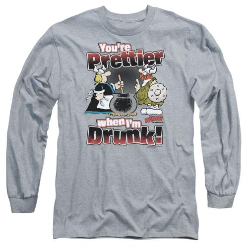 Image for Hagar The Horrible Long Sleeve Shirt - Pretty