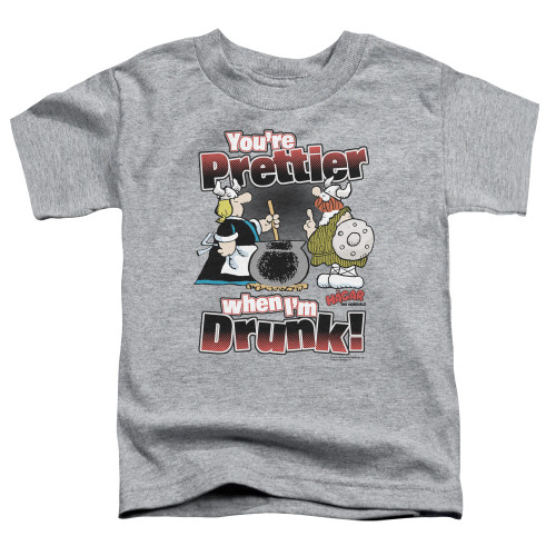 Image for Hagar The Horrible Toddler T-Shirt - Pretty
