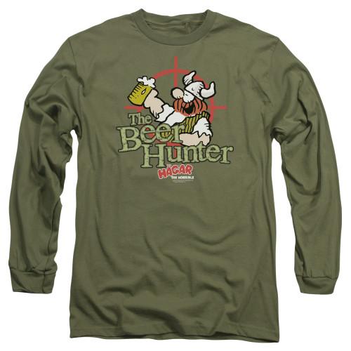 Image for Hagar The Horrible Long Sleeve Shirt - Beer Hunter