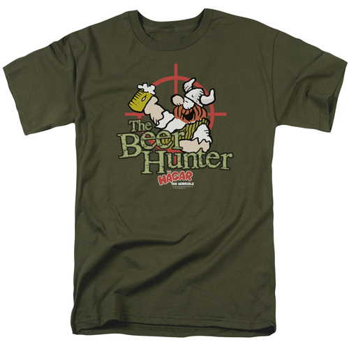 Image for Hagar The Horrible T-Shirt - Beer Hunter
