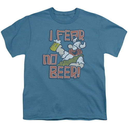 Image for Hagar The Horrible Youth T-Shirt - I Fear No Beer