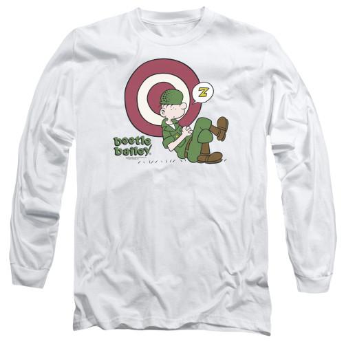 Image for Beetle Bailey Long Sleeve Shirt - Target Nap