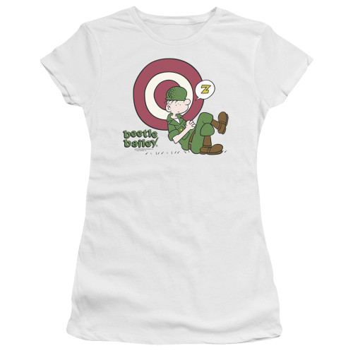 Image for Beetle Bailey Girls T-Shirt - Target Nap