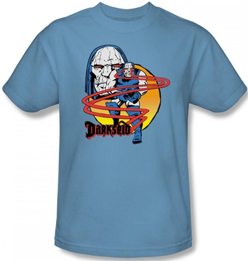 Image for Darkseid Not Amused T-Shirt