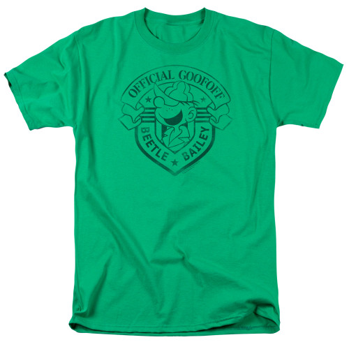 Image for Beetle Bailey T-Shirt - Official Badge